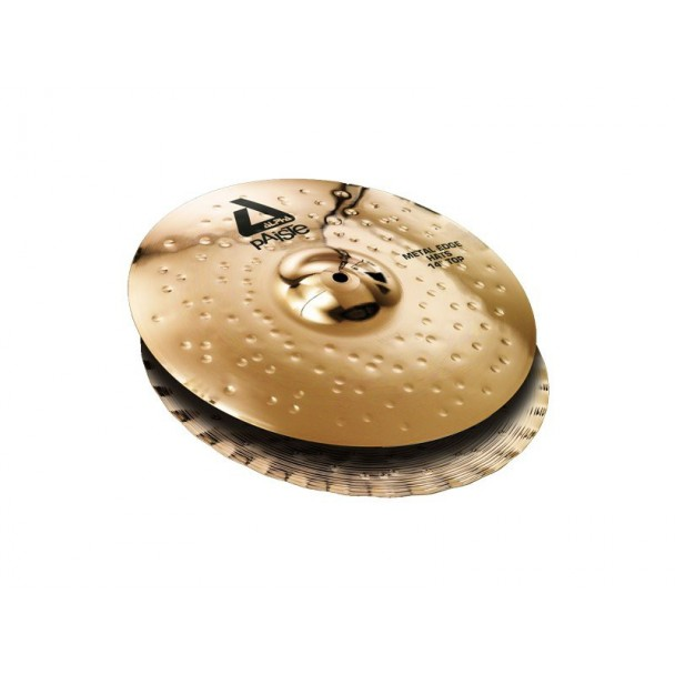 Paiste Alpha B Metal Edge Hats 14""