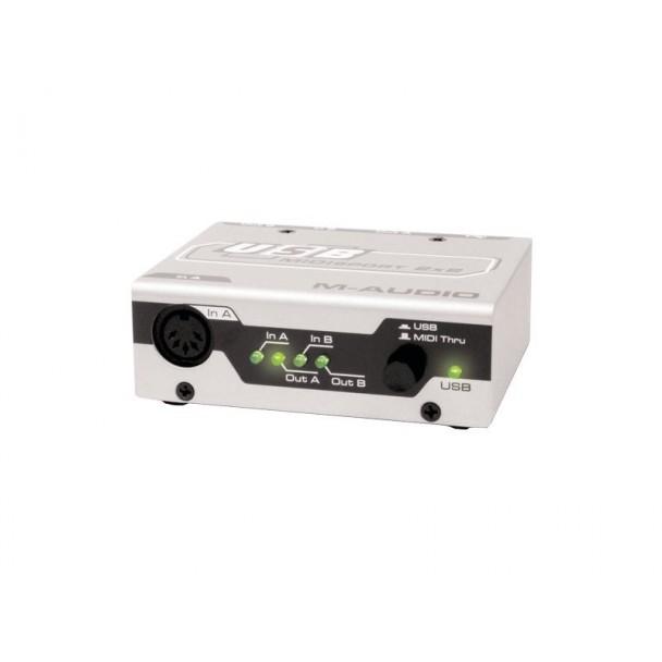 M-Audio USB Midisport 2x2