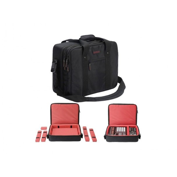 Magma Digi Control-Bag L, black/red