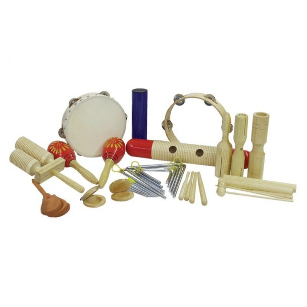 Dimavery Percussion-Set IV, 20pcs