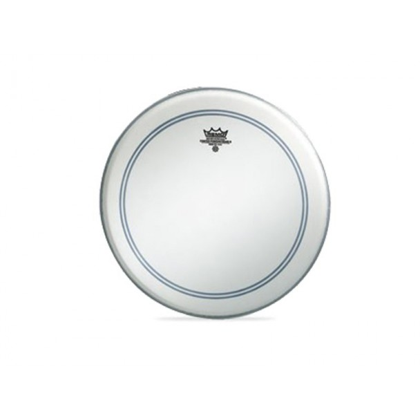 "Remo Powerstroke 3 13"" Batter Clear Dot Top Side Coated"