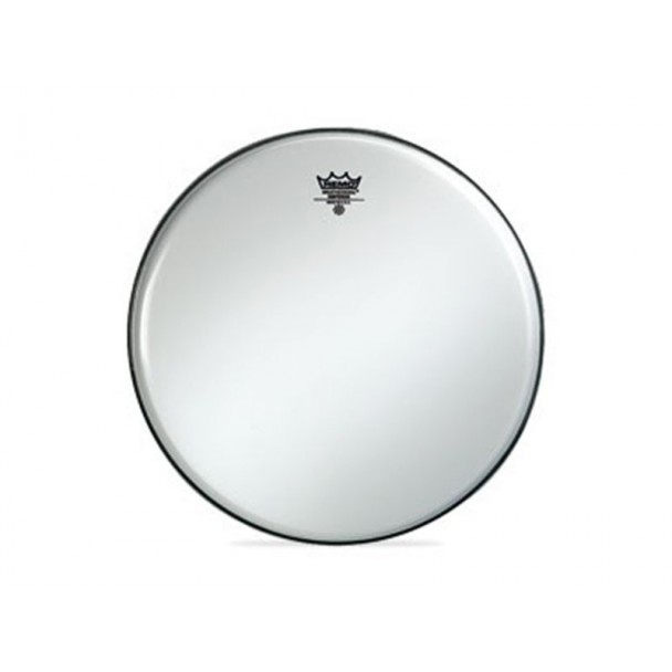 "Remo Powerstroke X 13"" Clear Top Dot Batter Coated"