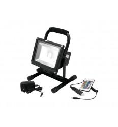 Eurolite ACCU LED IP FL-20 COB RGB spot