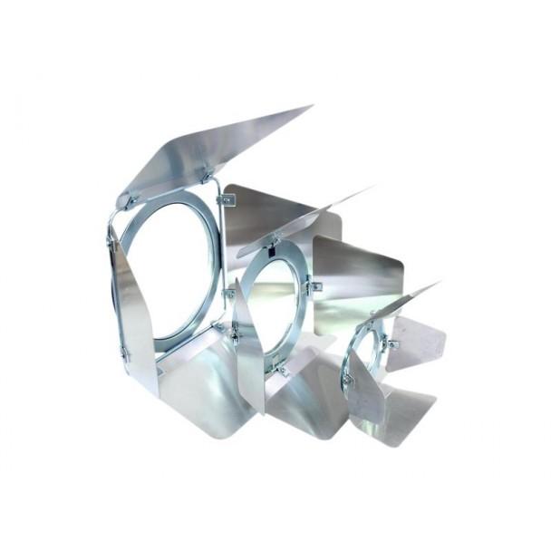 Eurolite EUROLITE Barndoors PAR-30 Spot silver