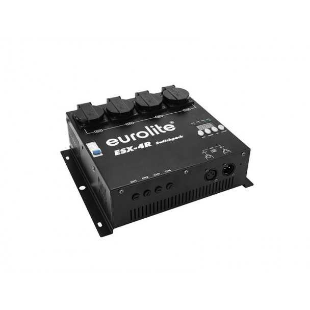 Eurolite ESX-4R DMX RDM Switch