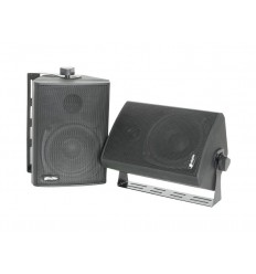 SkyTec Speaker Set 2-Way Black