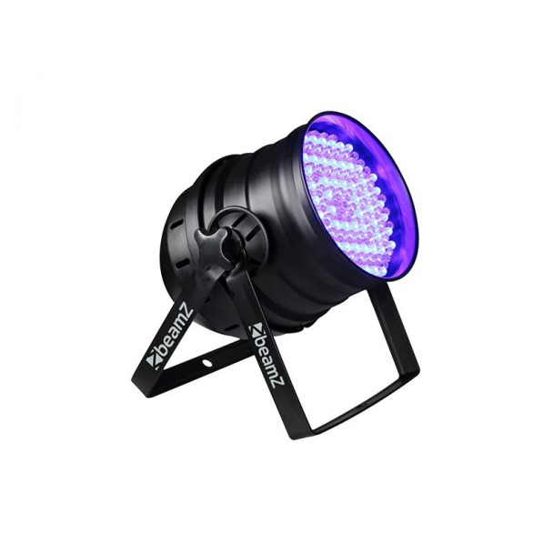 Beamz PAR 64 Can 176 x 10mm RGB 30W