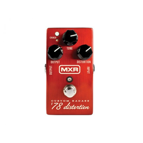 "MXR Custom Badass ""78 Distortion M78"