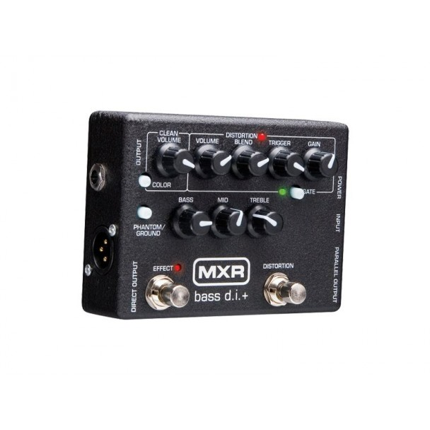 MXR Bass Distortion + M80