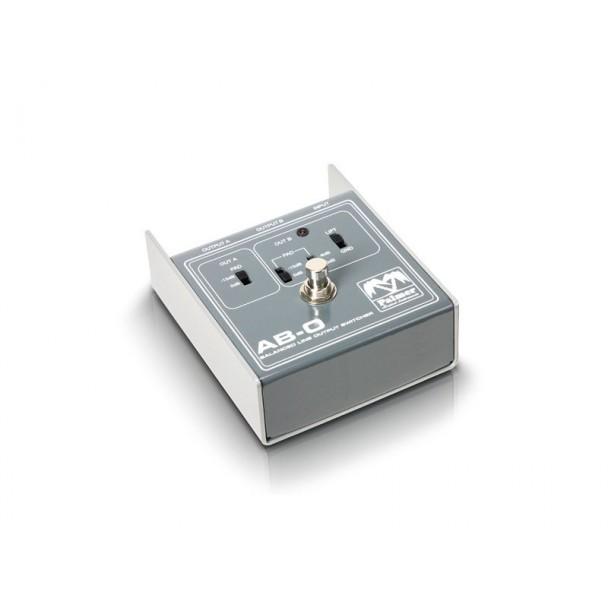 Palmer MI PEABO - Balanced Line Output Switch
