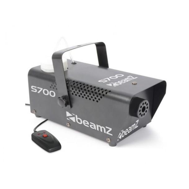 Beamz S700 Smoke Machine incl. 250ml fluid