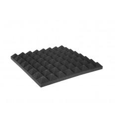Eurolite Accoustic foam, pyramid 50mm, 50x50cm