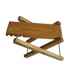 Dimavery Footstool wood