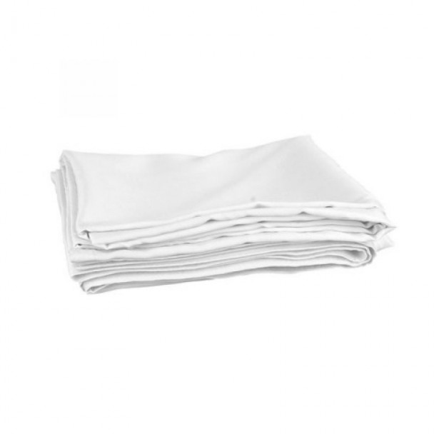 Showtec P&D Curtain 2.8 x 1.2 m White