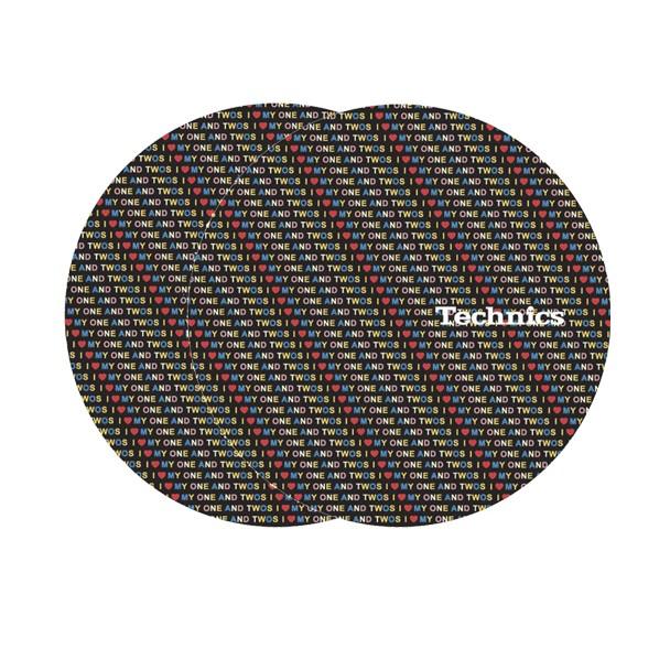 Magma LP Slipmat Technics One-Two Love