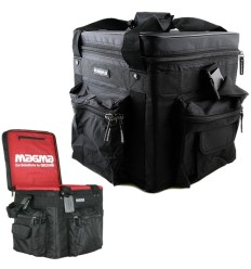 Magma LP-Bag 100 Trolley (Black/Red)