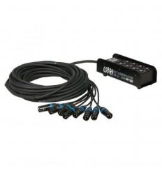 DAP Audio CobraX 8 15 m StageSnake