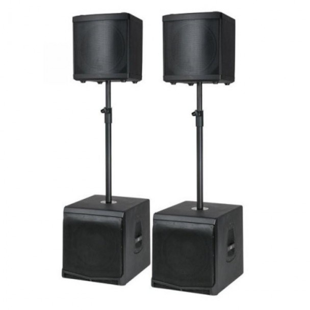 DAP Audio DLM Speakerset