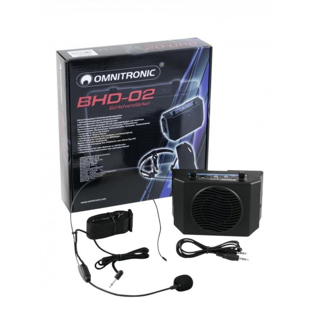 Omnitronic BHD-02