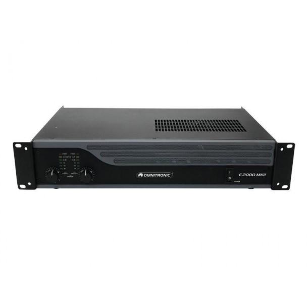 Omnitronic E-2000 MK2