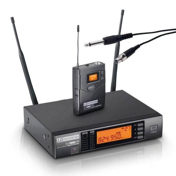 LD Systems WS 1000 G2 BPG
