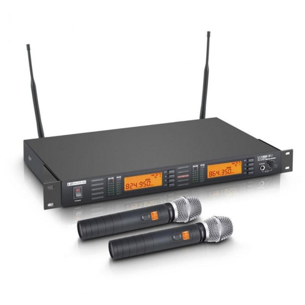 LD Systems WS 1000 G2 HHC2
