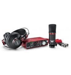 Focusrite Scarlett 2i2 Studio Pack MK2