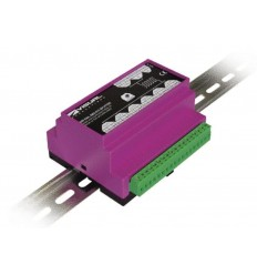 Visual Productions DIN Rail DMX Splitter