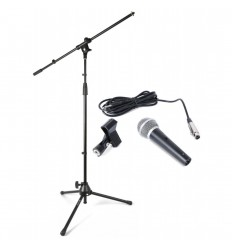 SkyTec Microphone kit with carry bag.