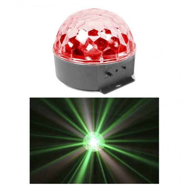 Beamz Mini Star Ball Sound