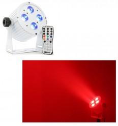 Beamz BAC404-WH 4 x 18W RGBWA-UV