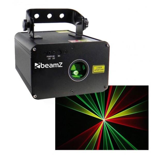 Beamz Oberon Laser