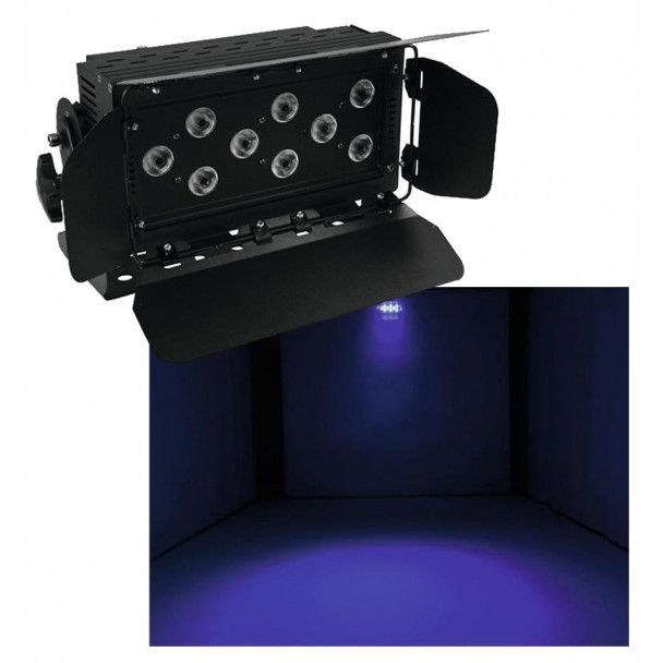 Eurolite CLS-9 QCL RGBW