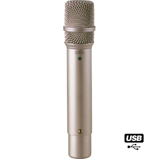 Superlux E201U USB CONDENSER MICROPHONE