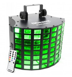 Beamz MultiRadiant II 6x 3W RGBAWP