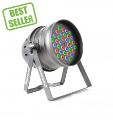 Beamz PAR 64 Can 36 x 1W RGB LEDs DMX