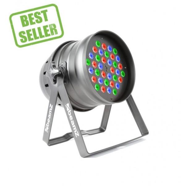 Beamz PAR 64 Can 36 x 1W RGB LEDs DMX
