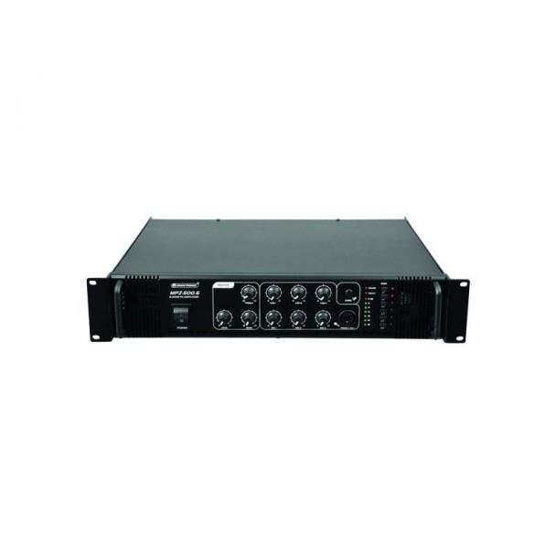 Omnitronic MPZ-500.6 PA
