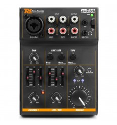 Power Dynamics PDM-D301