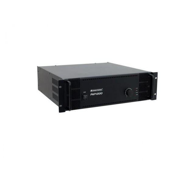 Omnitronic PAP-1000 PA