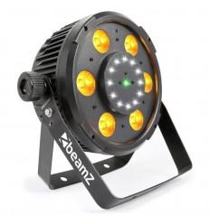 Beamz BX100 6x6W RGBW + Laser