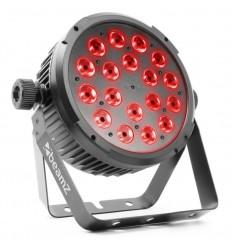 Beamz BT320 LED Flat Par 18x6W