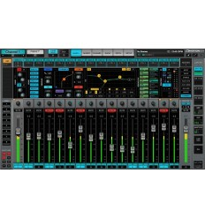 Waves eMotion LV1 Live Mixer 32 Stereo Channels