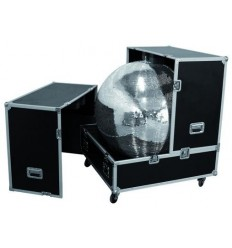 Eurolite Mirror ball flightcase 100 cm