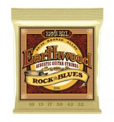 Ernie Ball 2008 EARTHWOOD BRONZE ROCK&BLUES 10-52