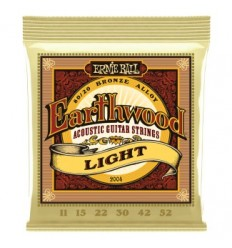 Ernie Ball 2004 EARTHWOOD BRONZE LIGHT 11-52