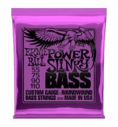 Ernie Ball 2831 NICKEL WOUND POWER SLINKY BASS 55-110