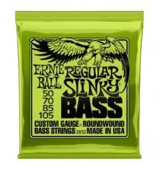 Ernie Ball 2832 NICKEL WOUND REGULAR SLINKY BASS 50-105