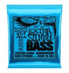Ernie Ball 2835 NICKEL WOUND EXTRA SLINKY BASS 40-95
