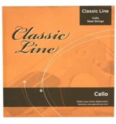 GewaPure Classic line - 1/8
